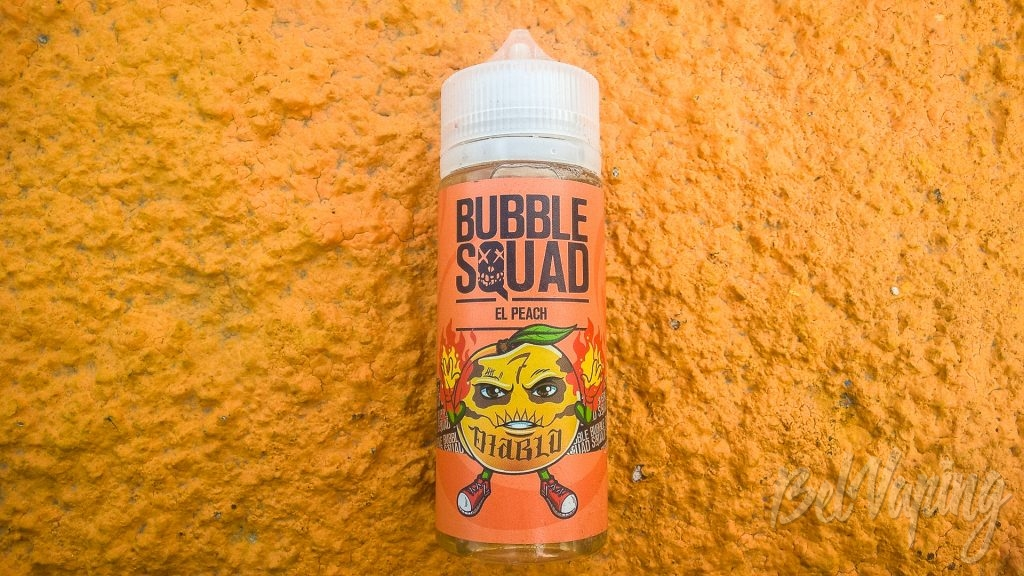 Жидкость Bubble Squad - El Peach