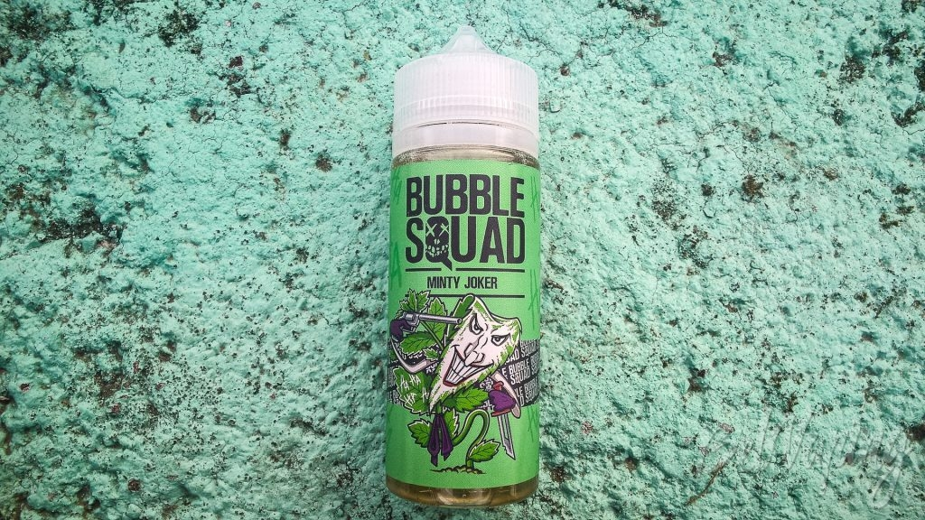 Жидкость Bubble Squad - Minty Joker