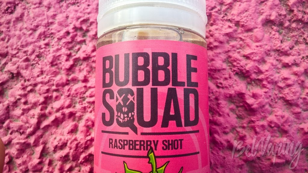 Жидкость Bubble Squad