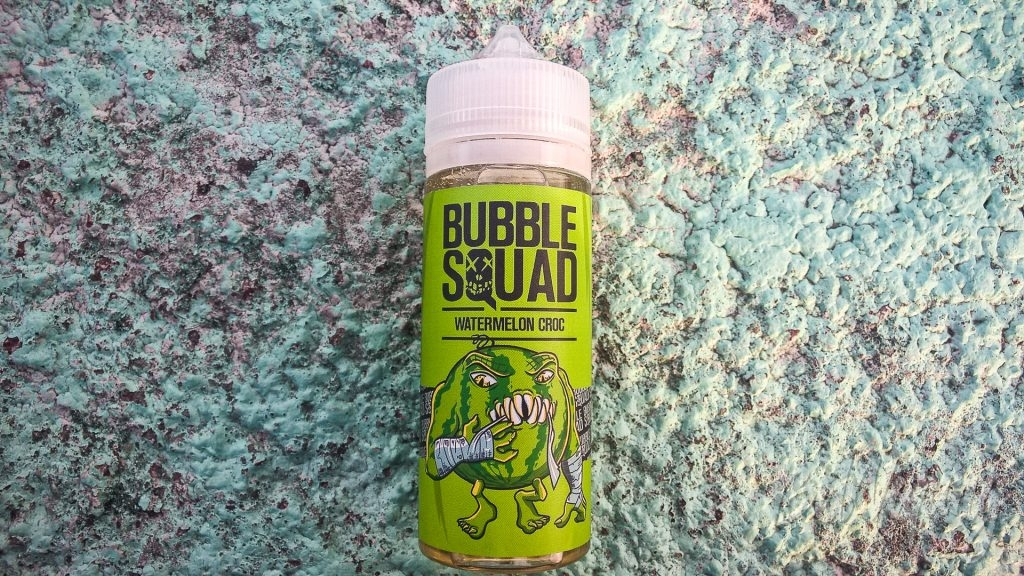 Жидкость Bubble Squad - Watermelon Croc