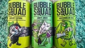 Жидкости Bubble Squad