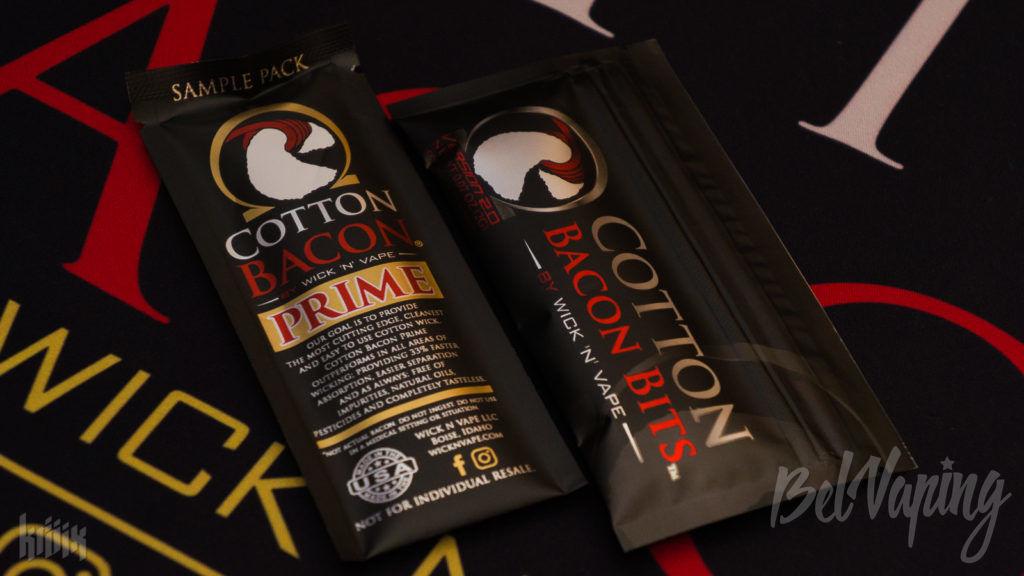 Упаковка Cotton Bacon Bits