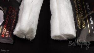 Сравнение Cotton Bacon 2.0 (слева) и Cotton Bacon Prime