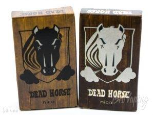 Упаковка никобустера Dead Horse Nico