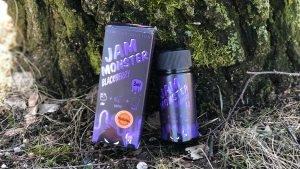 Тара и упаковка жидкости Jam Monster Blackberry