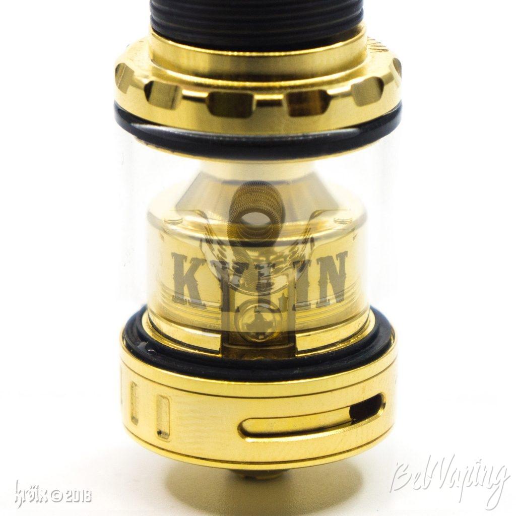 Коил в испарительной камере Kylin Mini RTA