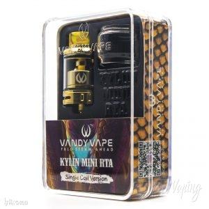 Упаковка Kylin Mini RTA