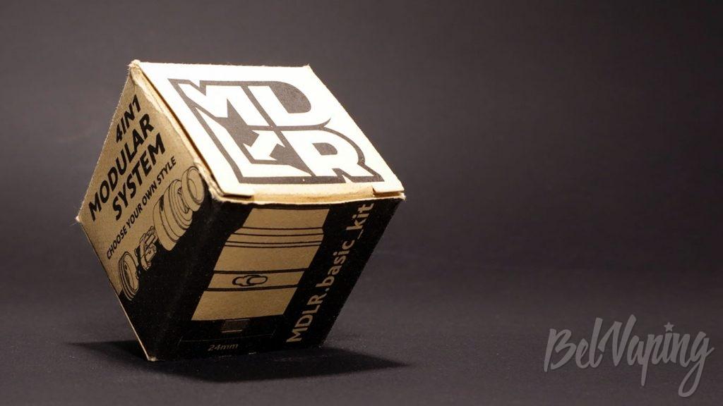 MDLR RDA - упаковка