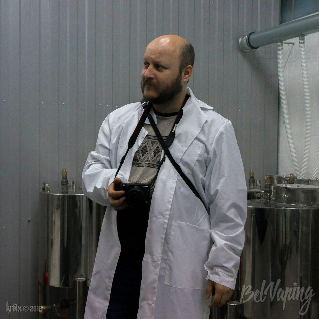 Основы VERTEX - чумной доктор в халате