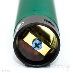 Заглушка для одной спирали дрипки Templar RDA