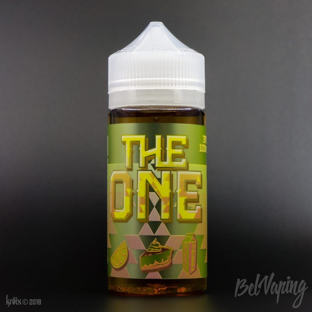 Жидкость The One Lemon от Beard Vape Co.
