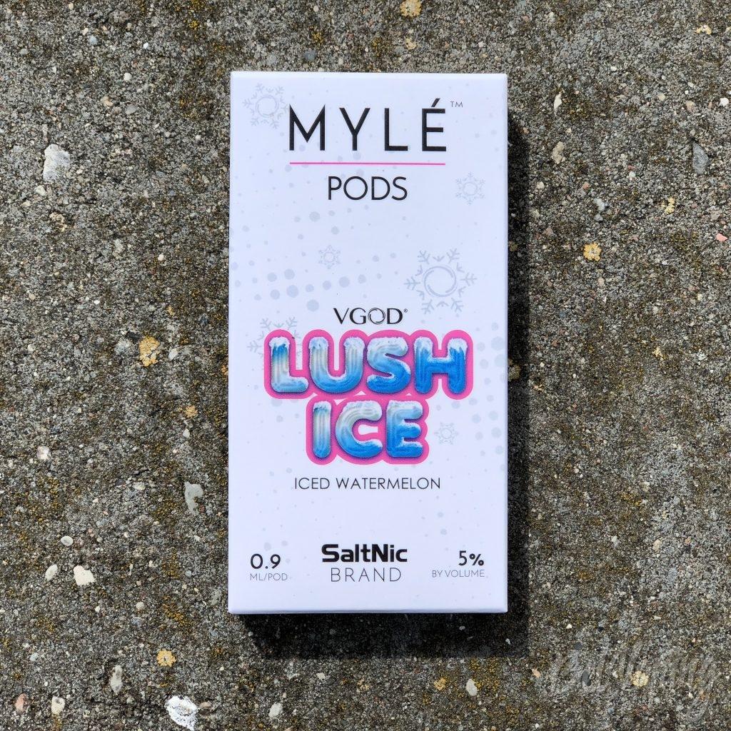 Картриджи VGOD Lush Ice для MYLE
