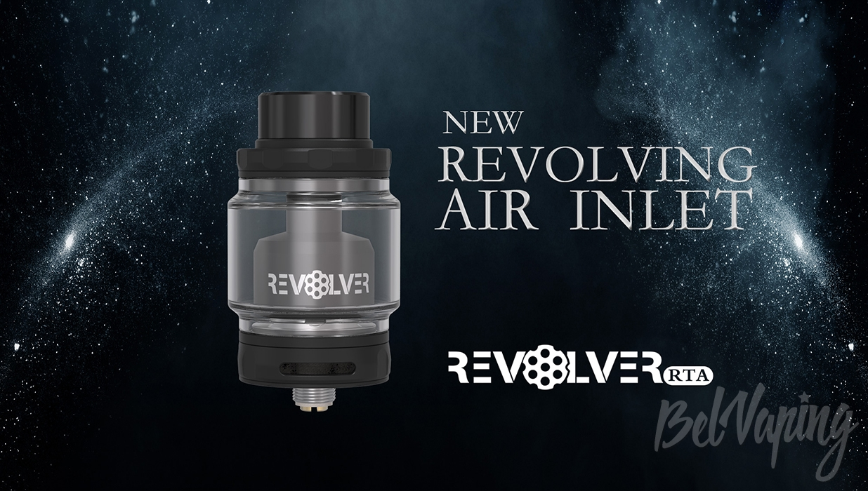 Внешний вид Vandy Vape Revolver RTA
