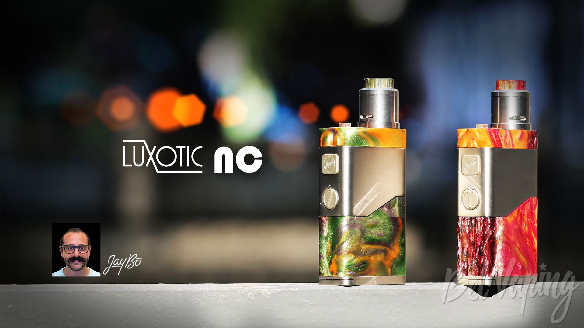 Wismec Luxotic NC Kit. Первый взгляд