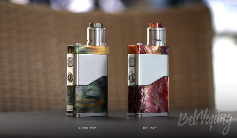 Внешний вид Wismec Luxotic NC Kit
