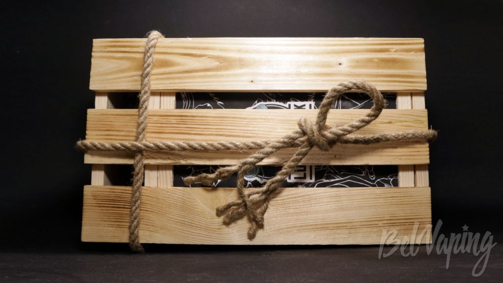 Жидкости LUMBERJACK - сосновая коробка