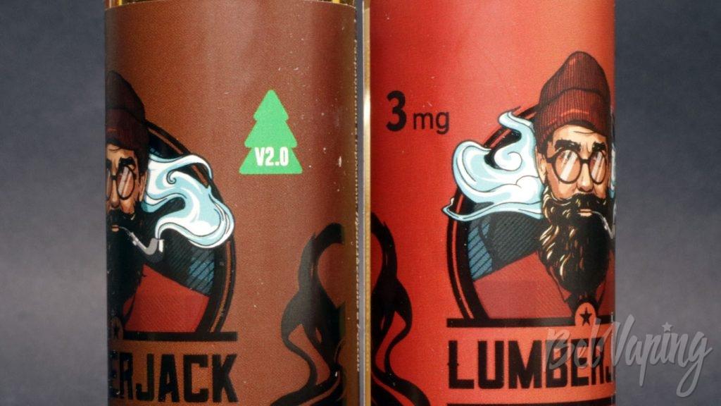 Жидкости LUMBERJACK - версия и содержание никотина