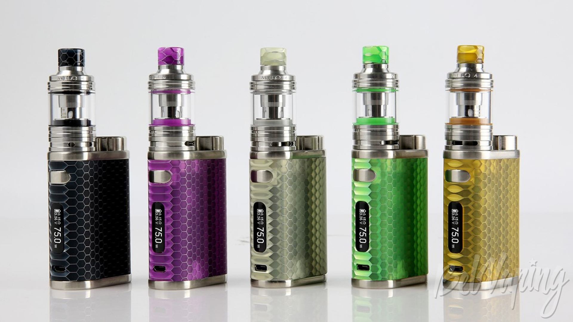Eleaf iStick Pico RESIN with MELO 4. Первый взгляд