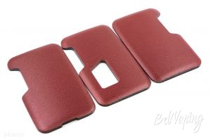 Панели Brownish Red Leather для Anita Squonk