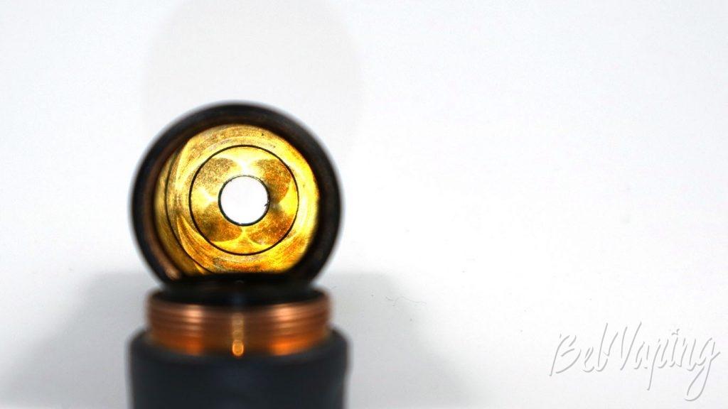 Atomvapes SANDMAN MOD - защита от дурака