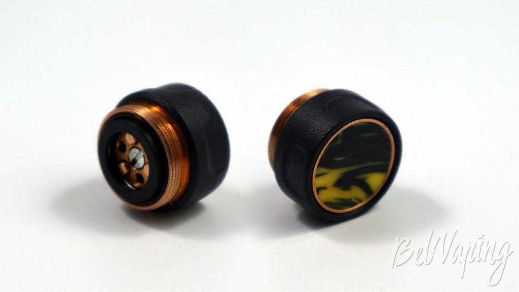 Atomvapes SANDMAN MOD - собранная кнопка