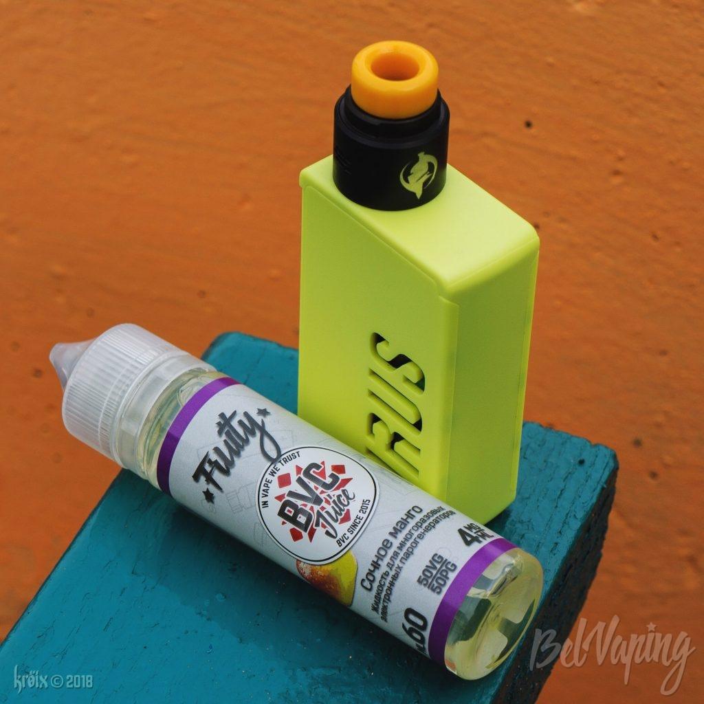 Жидкость BVC Juice
