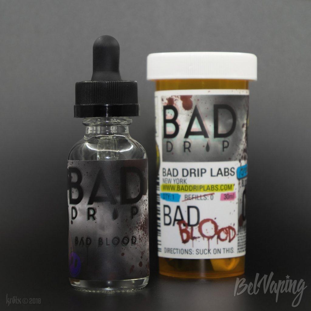 Жидкость Bad Drip - Bad Blood