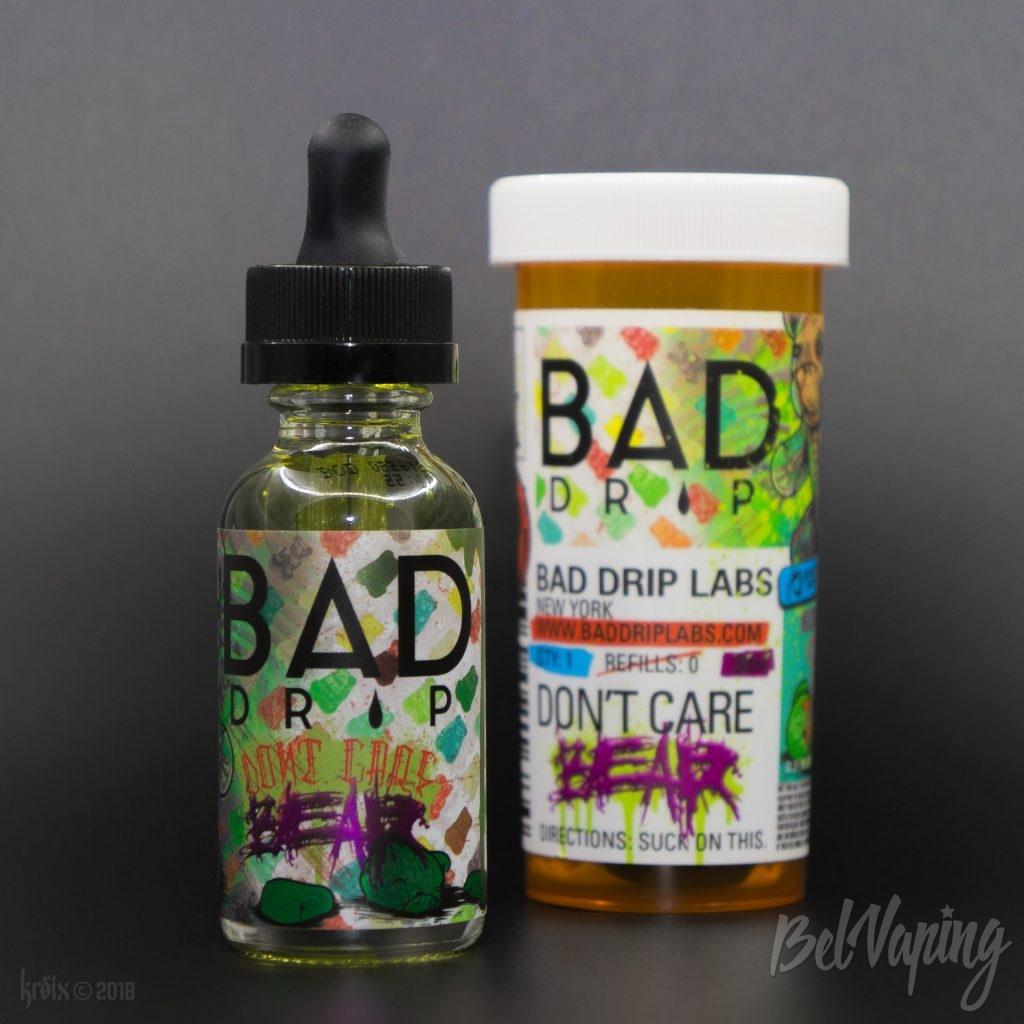 Жидкость Bad Drip - Don't Care Bear