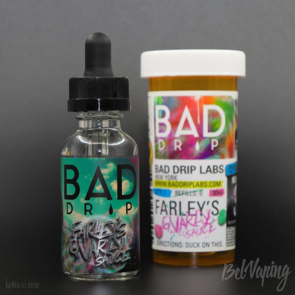 Жидкость Bad Drip - Farley's Gnarley Sauce