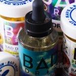 Дата производства жидкости Bad Drip