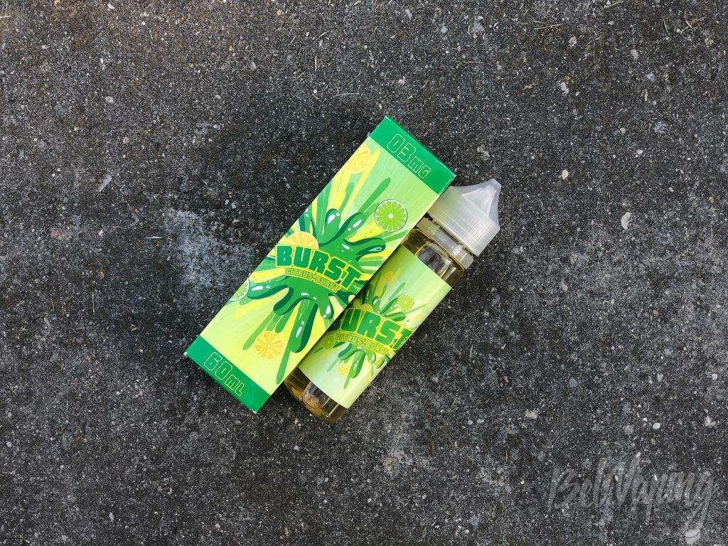 Жидкость Burst - Citrus-Burst