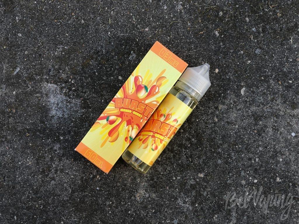 Жидкость Burst - Mango-Burst