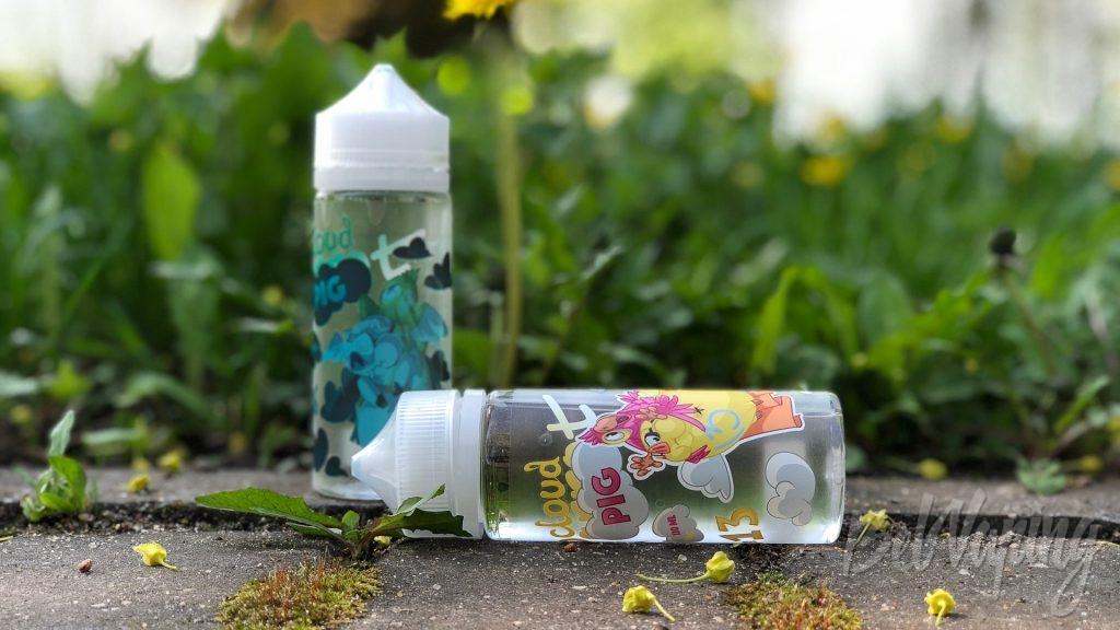 Жидкости Cloud Pig