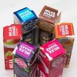Упаковка жидкости Cotton Candy Milkshake