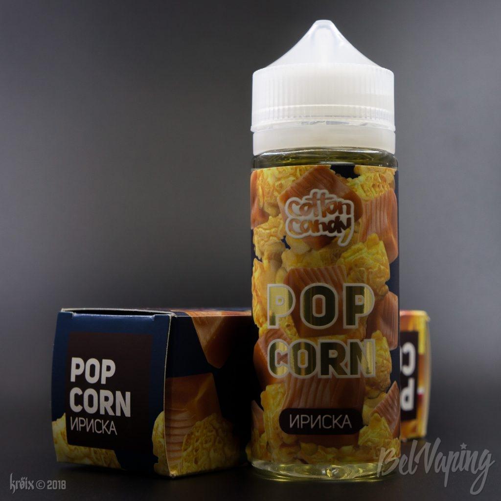 Cotton Candy Popcorn - Ириска
