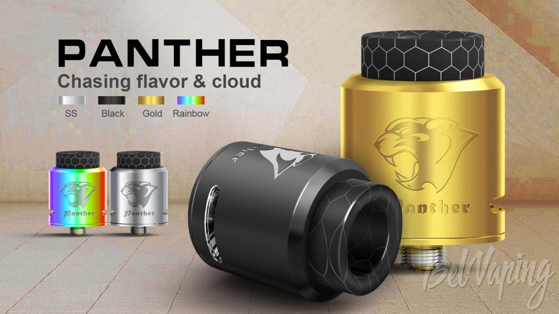 EHPRO Panther RDA. Первый взгляд