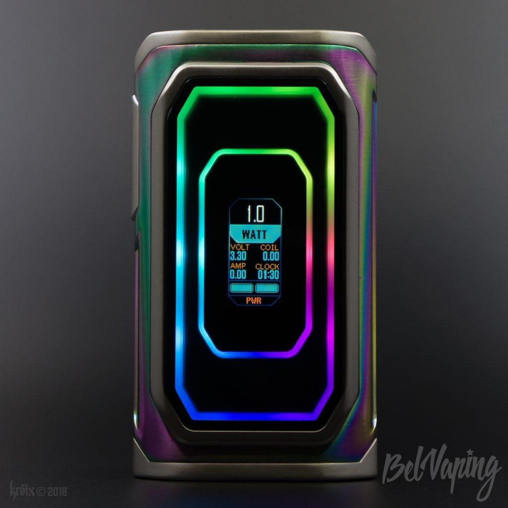 Экран и диодная подсветка ESPION Infinite