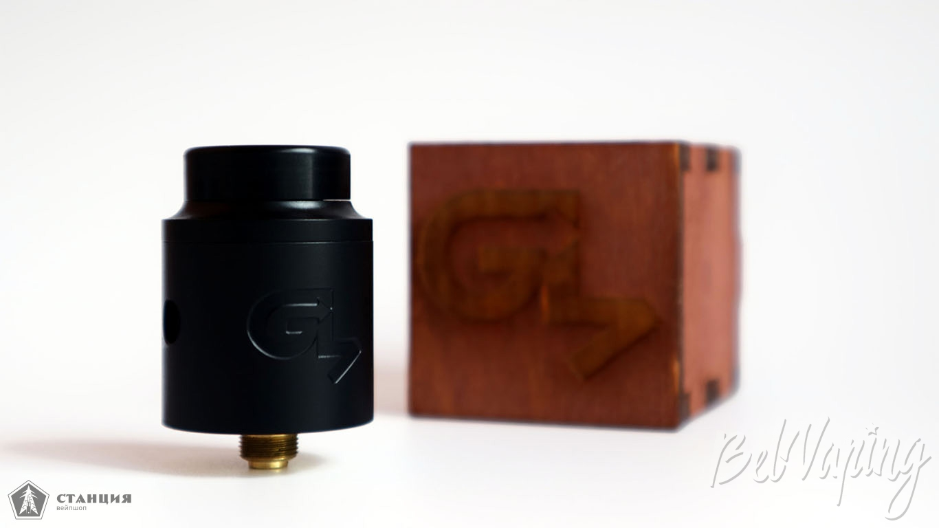 Обзор Get Low Mods GLM RDA