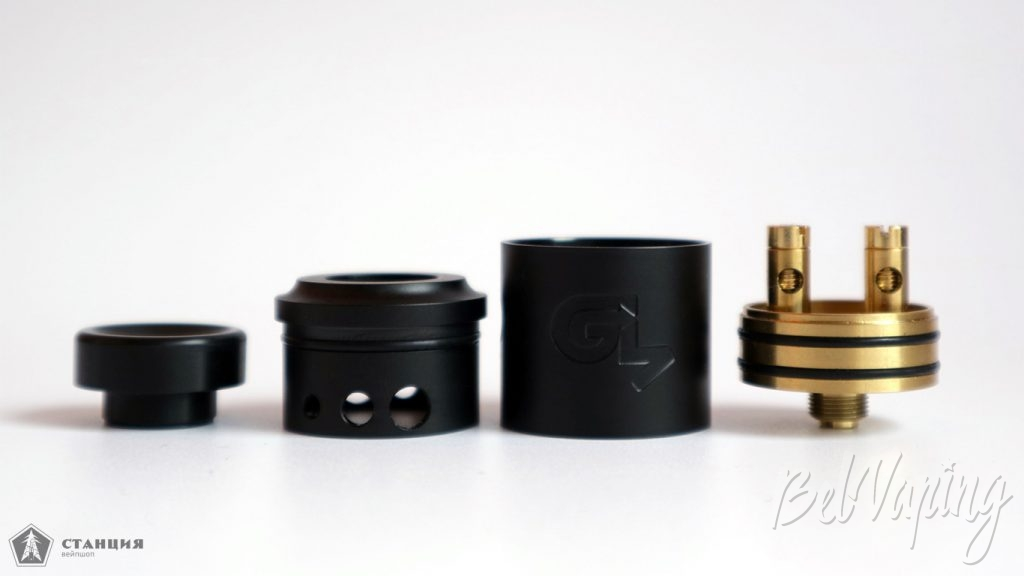 Get Low Mods GLM RDA - в разборе