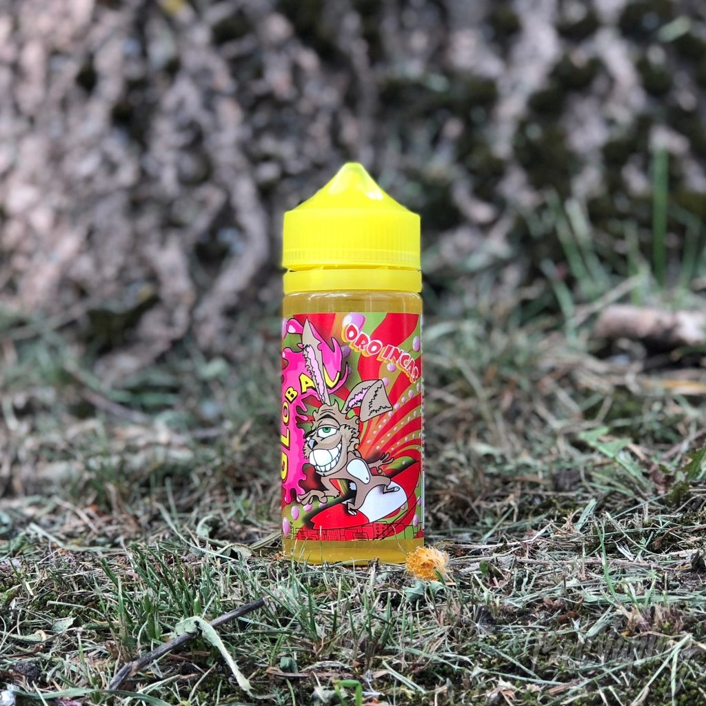 Жидкость Global Vape - Oro Incas