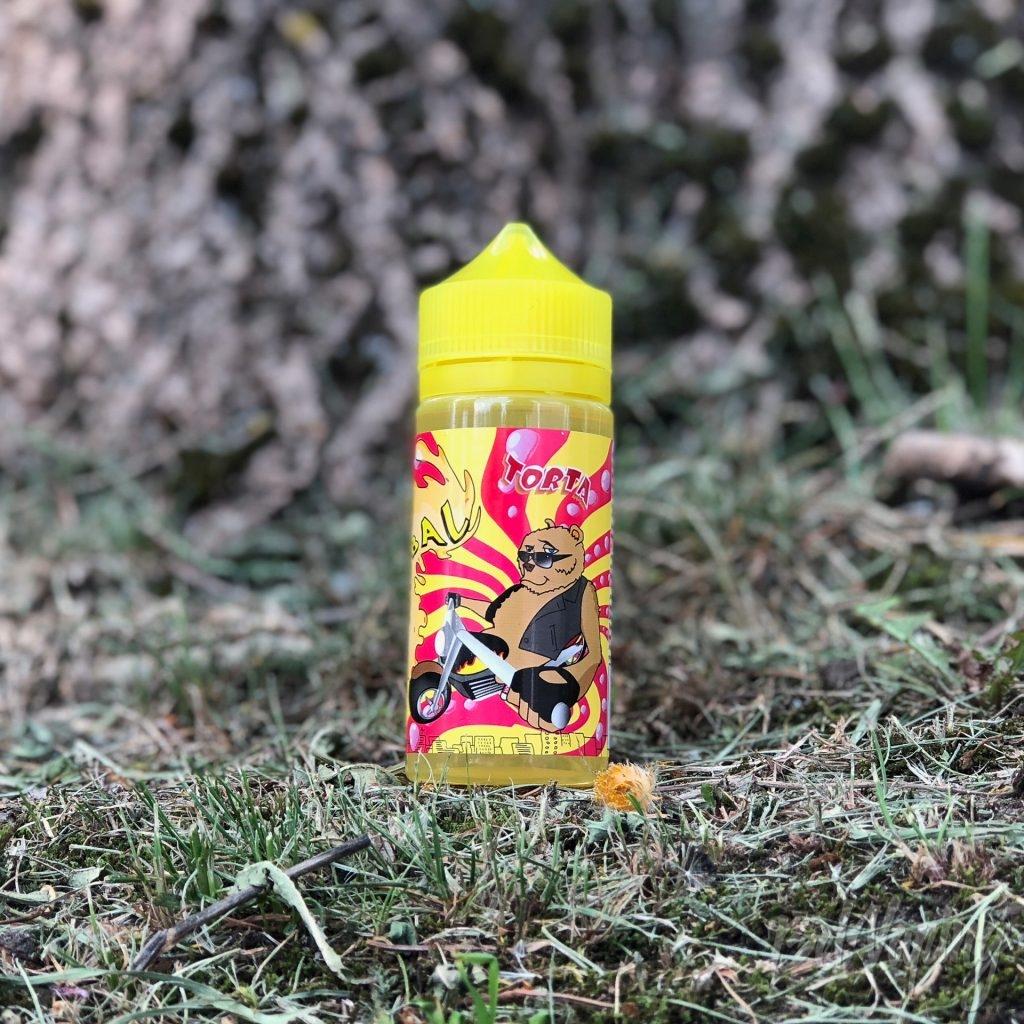 Жидкость Global Vape - Torta