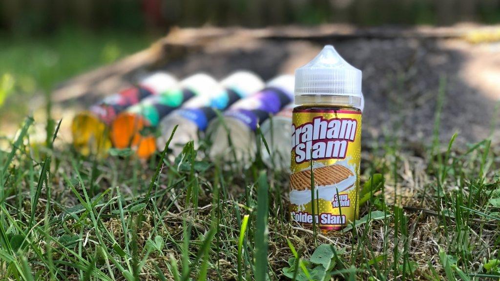 Жидкости Graham Slam и The Mamasan