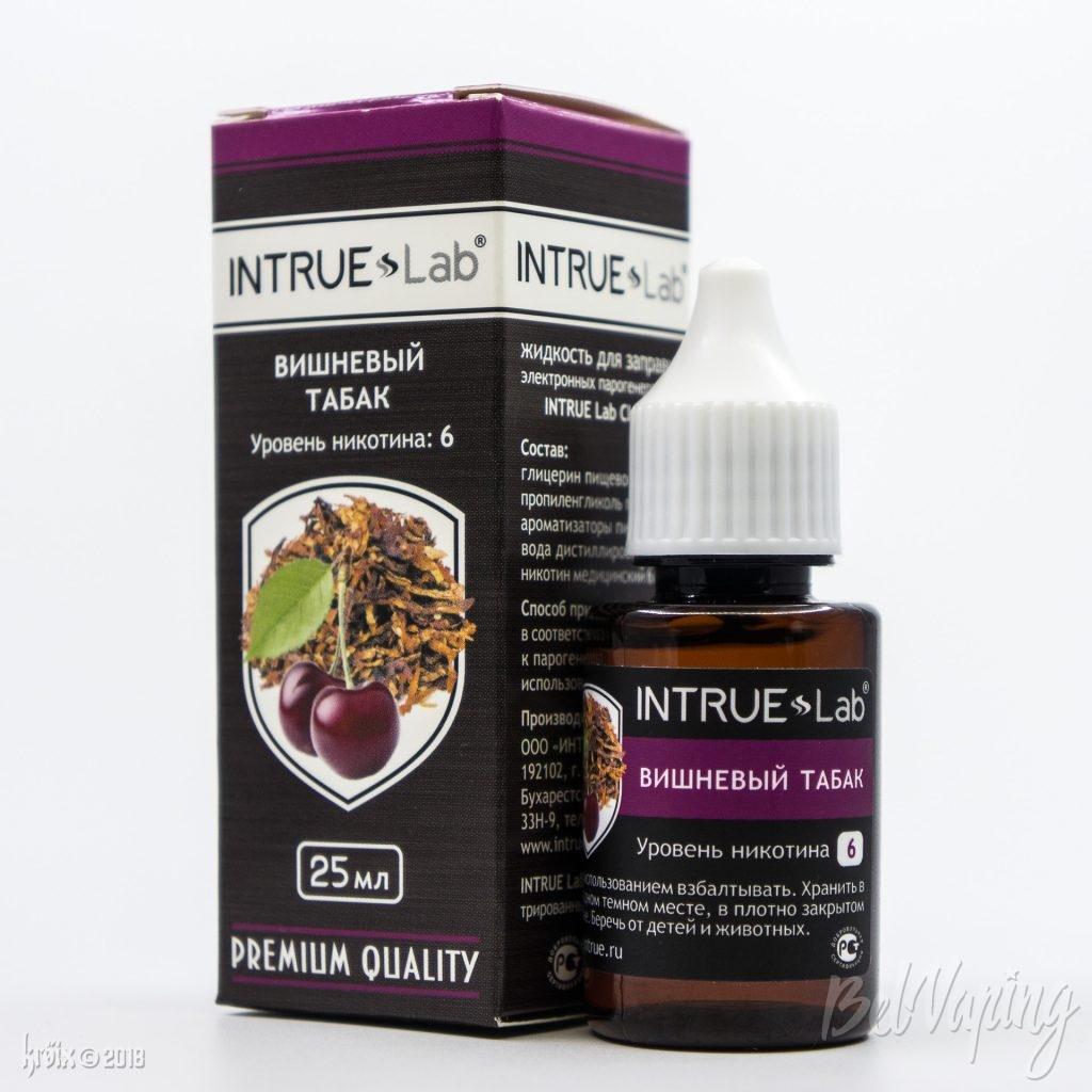 Жидкость INTRUE Lab CLASSIC - Вишневый табак