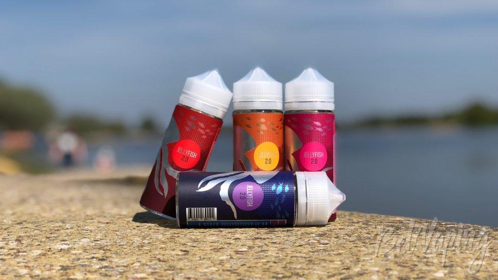 Линейка жидкости Jellyfish 2.0