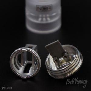 База Nicotine Reinforcer RDA от NCR снизу