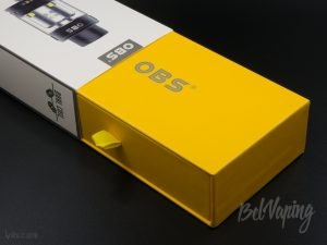 Упаковка OBS Crius 2 RTA Dual Coil
