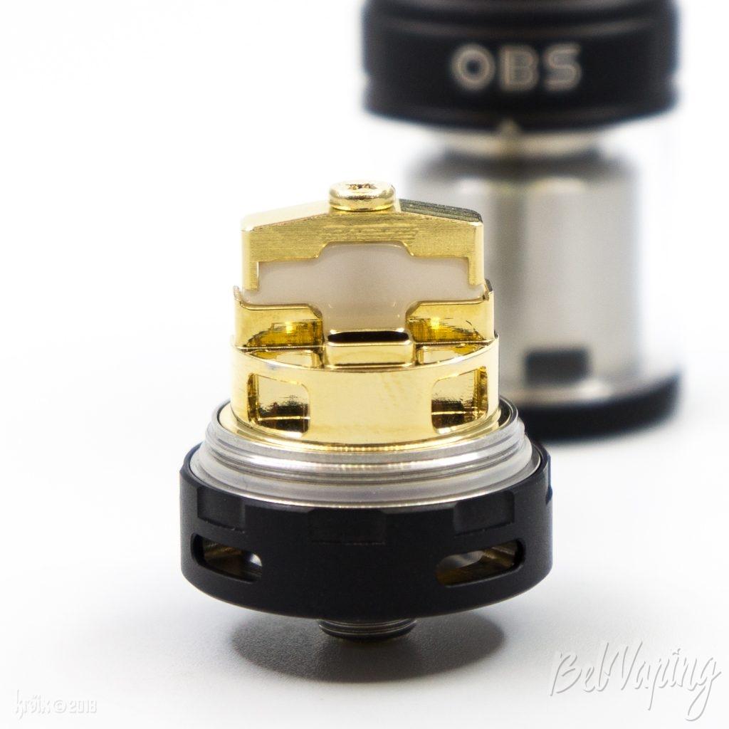 База и стойка OBS Crius 2 RTA Dual Coil