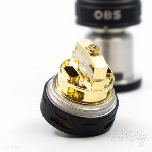 Стойка и обдув OBS Crius 2 RTA Dual Coil