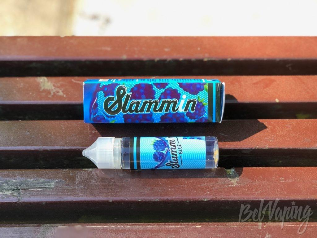 Жидкость Slammin - BLUE