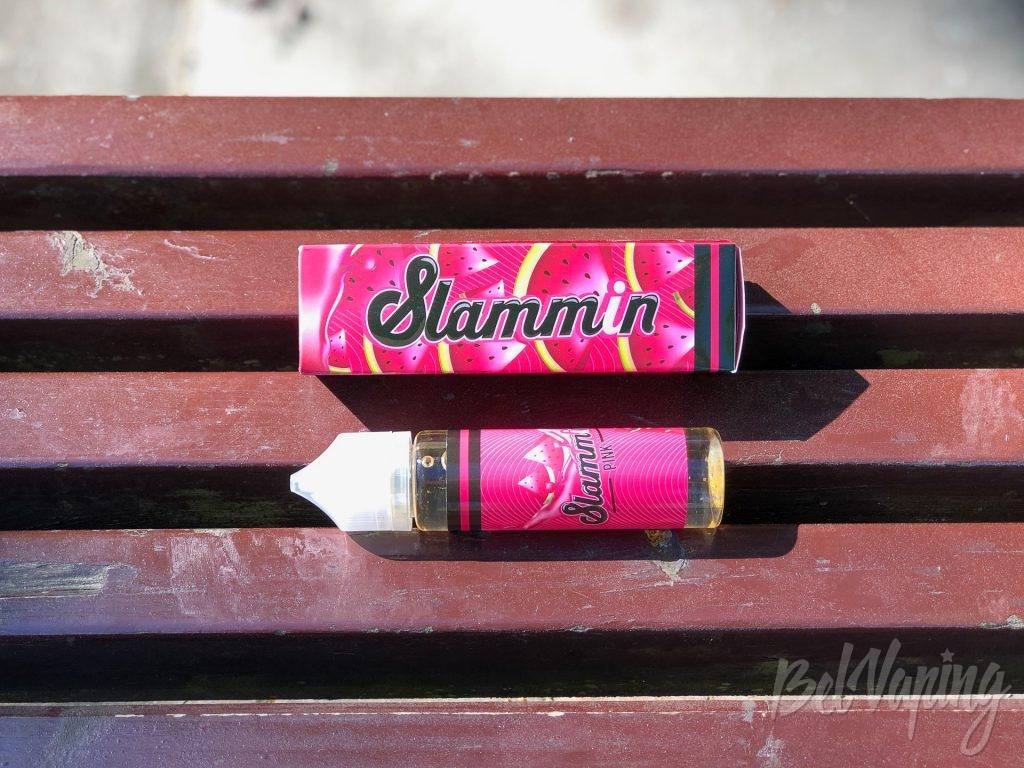Жидкость Slammin - PINK